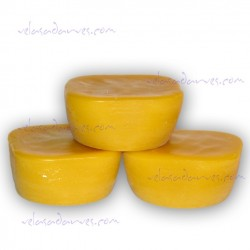 Pastilla de Cera virgen