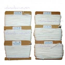 Mecha de algodón nº. 3