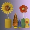 Velas Panal Decorativas
